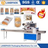Dispositivo per l'impaccettamento automatico del pane del forno di multi flusso di funzione del fornitore della Cina