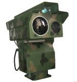 Cámara de Thermal&Laser de la vigilancia de la seguridad del multidetector del rango largo