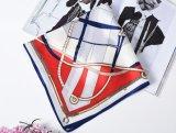 Seide-Schal des Digital-Prited Quadrat-50*50cm