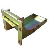 銅めっきとの金属板の部分を押すシート・メタル