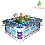 Tiro 3D da arcada que pesca a máquina de jogo do jogo da tabela de máquina do jogo video