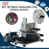 Полуавтоматная плоская машина для прикрепления этикеток для карточек (MT-60)