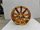 Macchina della metallizzazione sotto vuoto della rotella della lega dell'automobile
