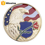 공장 직접 판매 금속은 고품질 동전과 Antiqu 주문 은화를 화폐로 주조한다