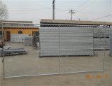 Гальванизированная используемая горячая загородка звена цепи цены по прейскуранту завода-изготовителя сбывания