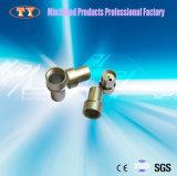 Кронштейн алюминия точности частей щетки высокого качества алюминиевый поворачивая