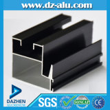 Алюминиевым размер подгонянный профилем для SGS ISO Qualicoat Европ рынка Африки двери окна стандартного