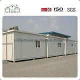 Het geprefabriceerde Huis van de Container van de Structuur van het Staal Vouwbare met Modern Ontwerp