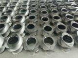 ¡Caliente! Piezas del tornillo del carpintero para Coprion, Berstorff, Leistritz, W&P, componentes gemelos del tornillo del estirador de tornillo