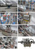 Máquina de rellenar de 6 pistas de la goma automática del pistón para la salsa (GT6T-6G)