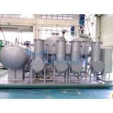 Olio usato della gomma che ricicla macchina per deodorizzazione