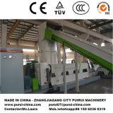 De plástico para economia de máquina de granulação de duas fases para película PE peletização