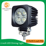 12W LED Arbeits-Licht 3 Zoll für Arbeits-Licht-Lampe des Fahrzeug-Auto-LKW-nicht für den Straßenverkehr Automobil-LED