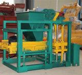 4000 Blöcke täglich, elektrischer manueller Ziegelstein-Block, der Maschine herstellt