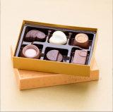 주문 로고를 가진 초코렛 수송용 포장 상자를 위한 금 상자