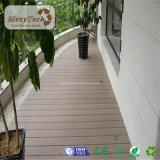 Decking imperméable à l'eau des graines en bois chaudes WPC de vente en Espagne