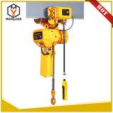 최고 작업 효율성 1 톤 전기 체인 호이스트 /Electric 사슬 윈치