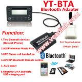 2018 Adapter 3.5mm van de Ontvanger van Bluetooth Aux van de Auto Draadloze AudioOntvanger van de Muziek van de Uitrusting van de Auto van Bluetooth van de Hefboom Handsfree StereoMP3
