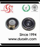 Dxi28n-E 28mm Micro altavoz con altura de 4,0 mm 8 ohmios 1 W el altavoz