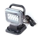 Luz de búsqueda de la iluminación 60W LED del automóvil para la caza 12V 24V