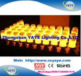 Yaye 18 온난한 백색을%s 가진 최신 판매 E26/E27/B22 Ce/RoHS 5W/7W/9W LED 프레임 램프 빛