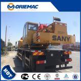 Mobiler Kran-LKW-Aufnahmen-Kran des Sany LKW-Kran-12ton Stc120c