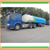 40000 45000 50000liters Heizöl-Tanker-Transport-Becken-halb Schlussteil