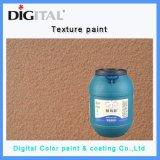 Effet de pierre de marbre étanche de pulvérisation de peinture murale