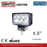 4.5'' 9W Coche brillante luz LED de trabajo (GT1010-9W)