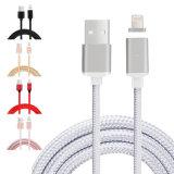 2.1A aspiración trenzado Nylon Teléfono rápido del cable USB de Tipo C