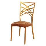Modernes stapelbares Bankett, das Stuhl für Hochzeitsfest-Ereignisse speist