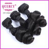8Un 100% de total bruto de la cutícula del cabello virgen brasileño onda suelto
