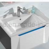 Furnierholz-moderne Art-wasserdichte Wand-hängende Badezimmer-Eitelkeit kombiniert (ACS1-L23)