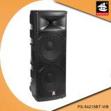Altofalante sem fio PS-54215bt-Wb da bateria do PA Bluetooth