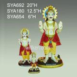 卸し売り安い高品質のPolyresinの販売のためのヒンズー教の神の彫像