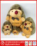 Het zachte Stuk speelgoed van Hedgepig van de Pluche Huggable voor de Vakantie van Kerstmis