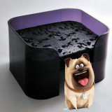 Bequemes lustiges Acrylhaustier-Hundebett-Katze-Bett