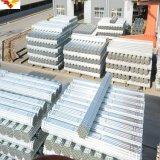 Gi di ASTM A500 pre galvanizzato intorno al tubo d'acciaio