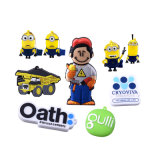 2017 Novo Cartoon Minions Hot-Selling Memória Flash USB