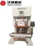Jh21 100 prensa de potencia del capítulo de la tonelada C con la bomba protegida sobrecarga hidráulica