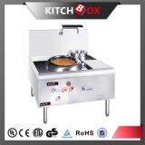 Plage de brûleur unique chinois wok