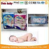 Couches-culottes de bébé de marque de distributeur/usine somnolentes remplaçables en gros couche-culotte de bébé