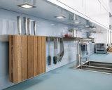 光沢度の高いRitzはラッカースプレー式塗料の食器棚をアセンブルするために用意する