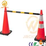 De hete Verkopende Intrekbare Staaf van de Kegel van het Verkeer voor Verkeersveiligheid