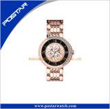 Dulhan 보석 호화스러운 가득 차있는 다이아몬드 고정되는 손목 시계