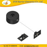Kundenspezifische langer Kabel-Endpass-Stück-Mikroretraktor-diebstahlsichere bewegliche Sicherheit