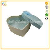 Коробка подарка бумаги картона сердца форменный (OEM-GL006)