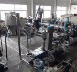 엄밀한 PP PE 2단계 재생 작은 알모양으로 하기 기계