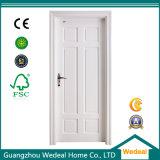 高品質によって塗られる内部の固体木のパネル・ドア