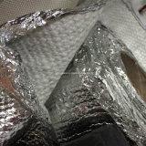 Высокая температура стеклянное волокно ткань куртка с алюминиевой фольги